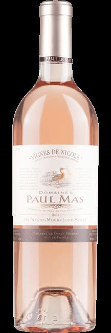 Paul Mas Vignes de Nicole Rosé