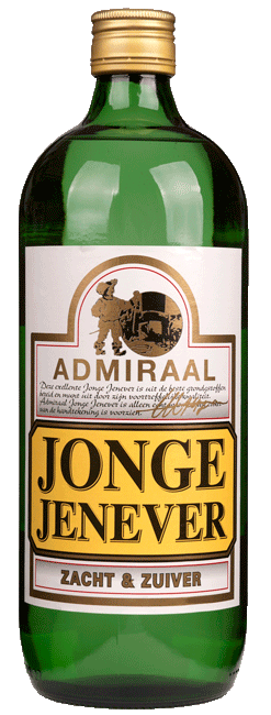 Admiraal Jonge Jenever LTR