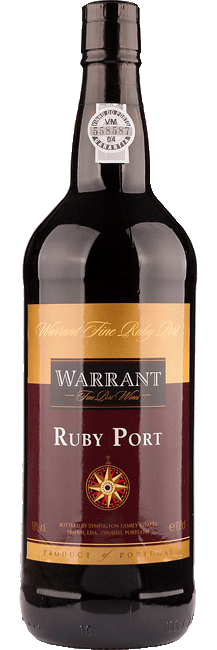 Warrant Ruby Port LTR