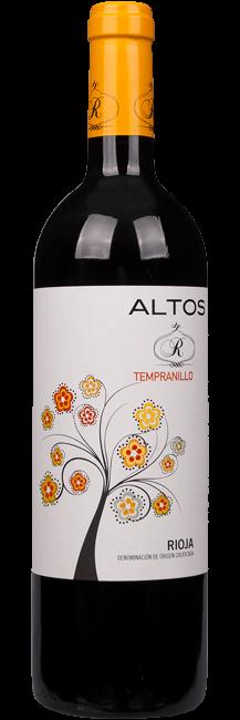 Altos R Rioja Tempranillo Oak aged