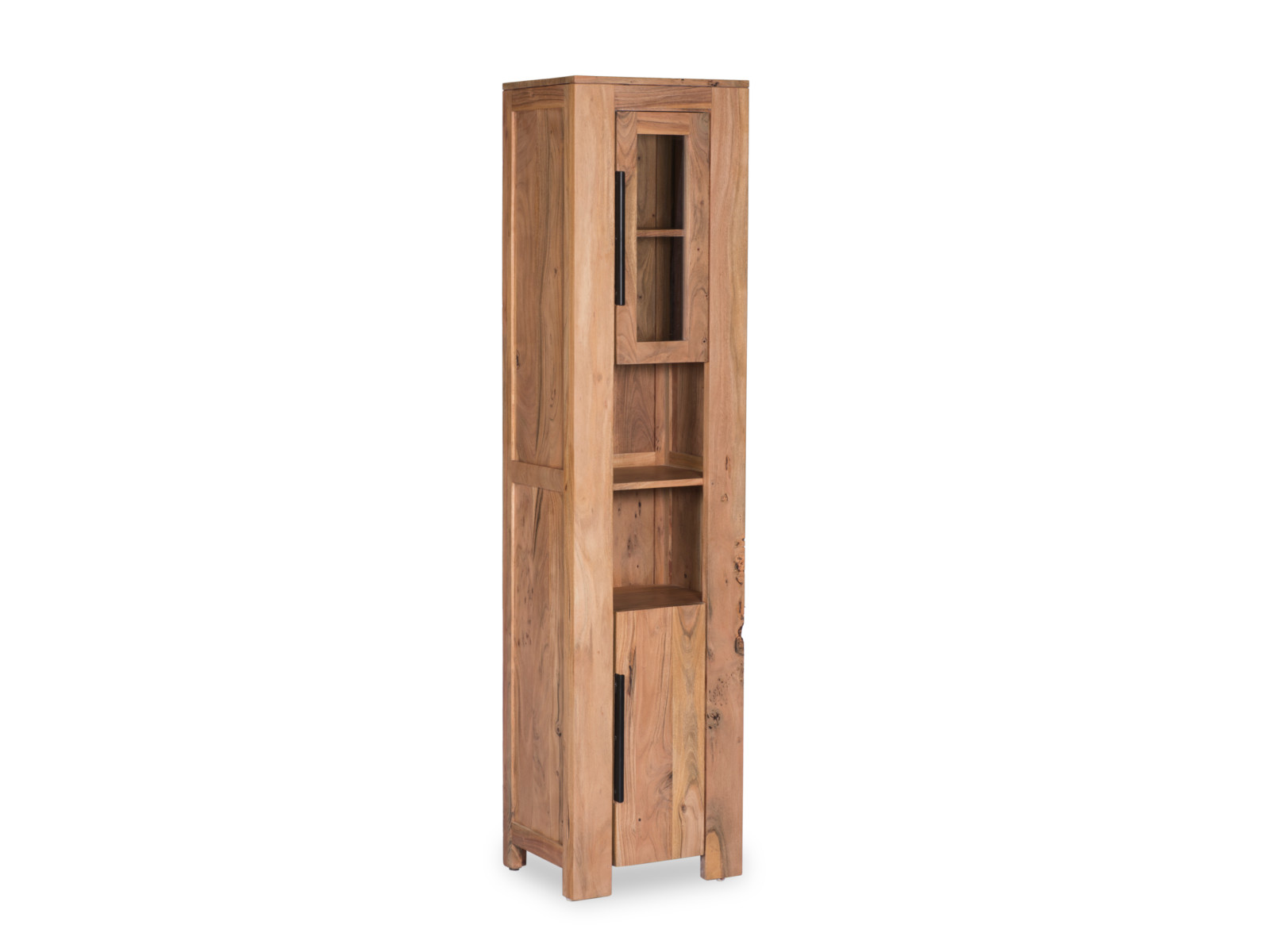 badm bel set auckland 6teilig akazie massiv holz badschrank badezimmer schr nke 4251342303328 ebay. Black Bedroom Furniture Sets. Home Design Ideas