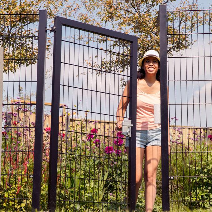 Afbeeldingsresultaat voor hekken en poorten hillhout