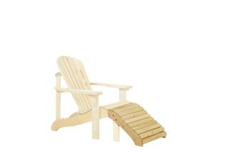 Canadian feetrest 51 x 48 cm (BxD).