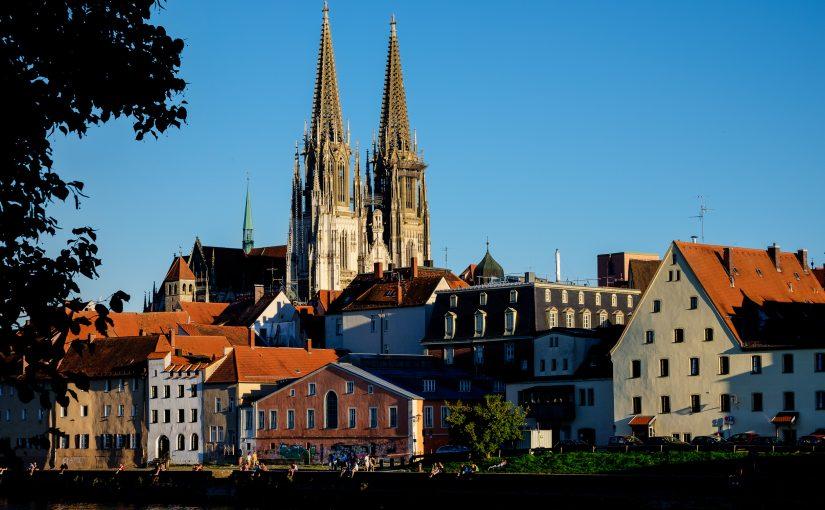 Donauradweg Tag 6: Von Weltenburger Kloster nach Regensburg