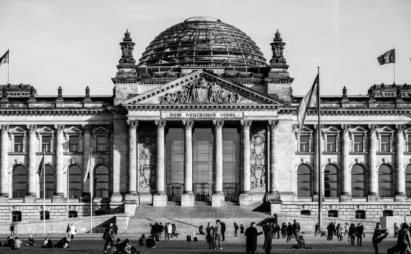 Nachmittag in Berlin