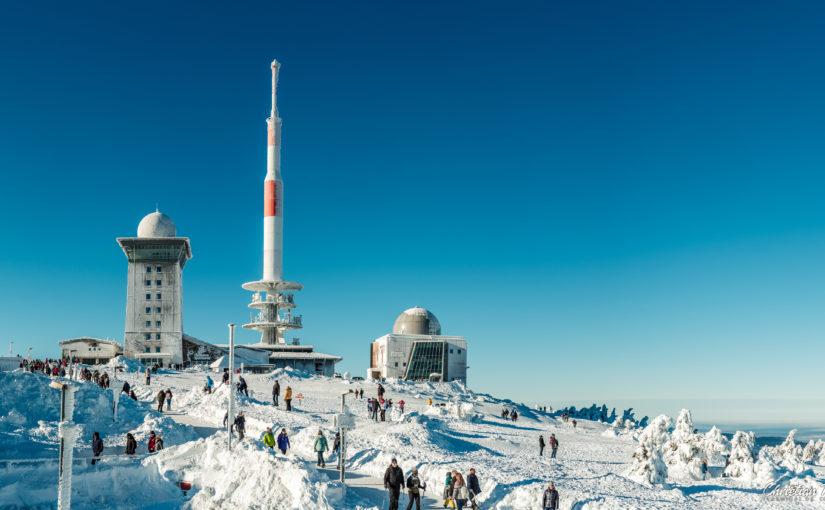 Brockenwanderung im Winterwunderland