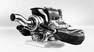 New F1 Turbocharged Engine