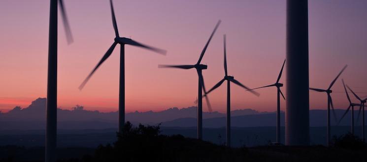 wind energy storage