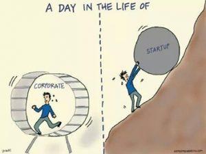 mining startups