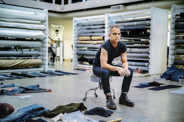 джинсы в Америке 1