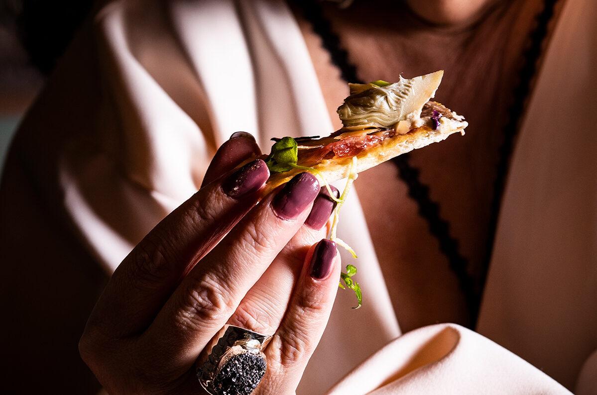 Olivijn Pleasure Pizza