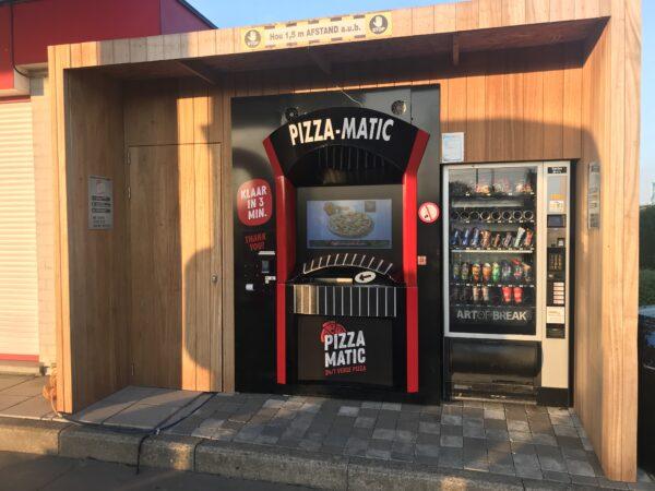 Donna Italia & Pizza-Matic