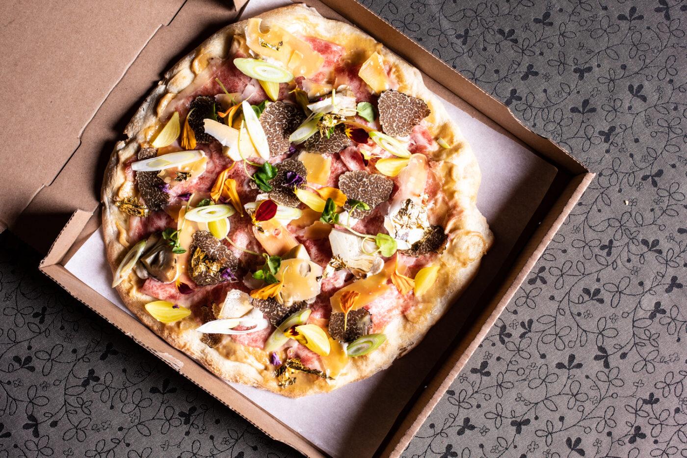 Pleasure Pizza Donna Italia