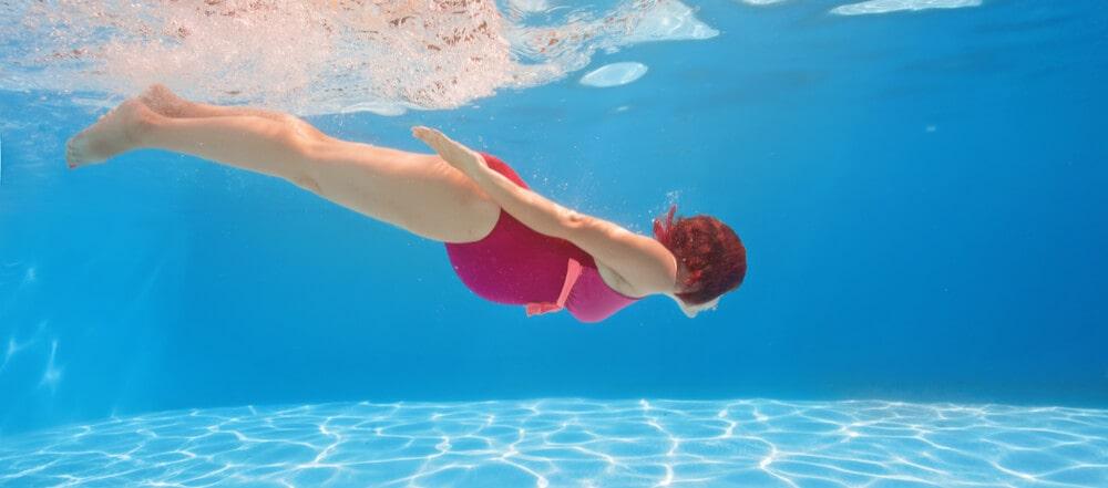 Esercizi piscina gravidanza