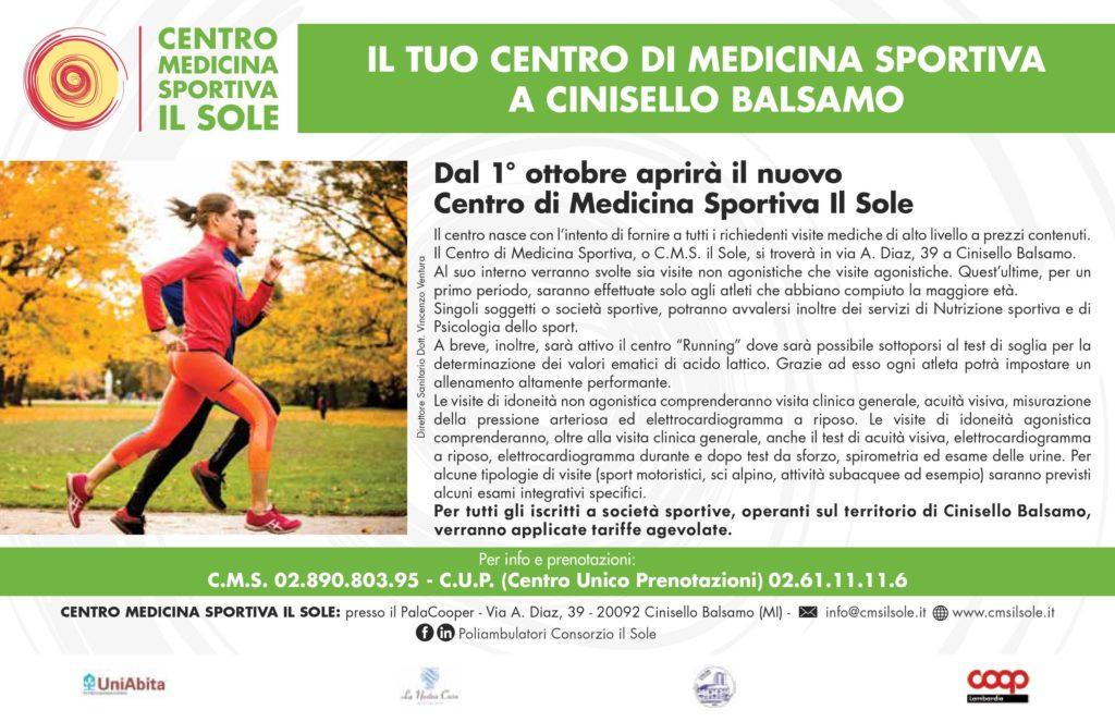Centro di Medicina Sportiva