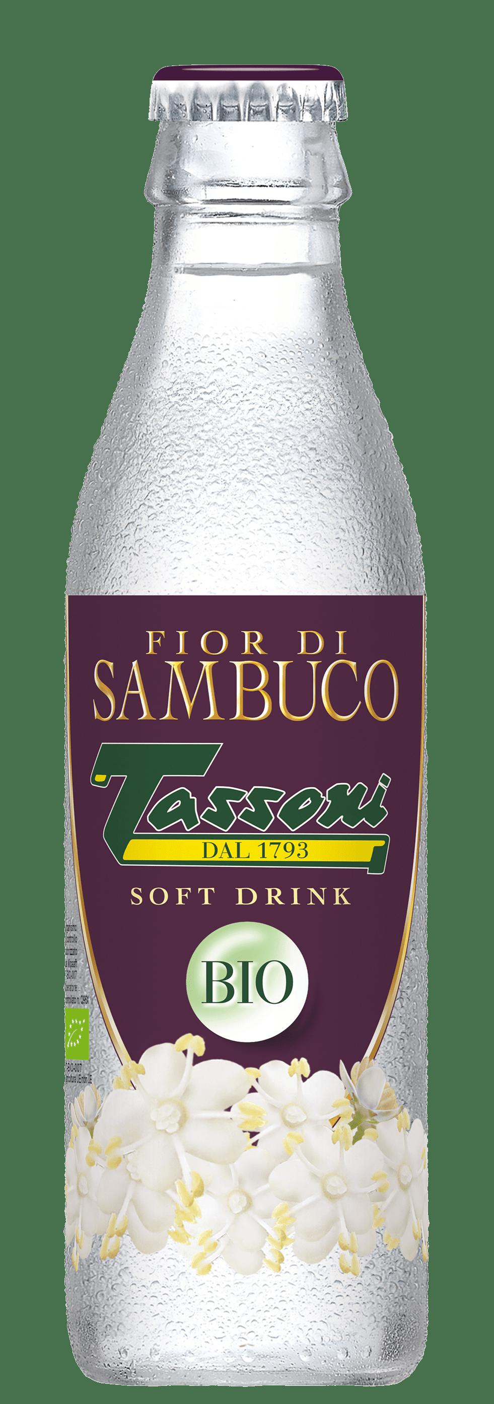 "Elderflower Tonic ""Fior di Sambuco"""