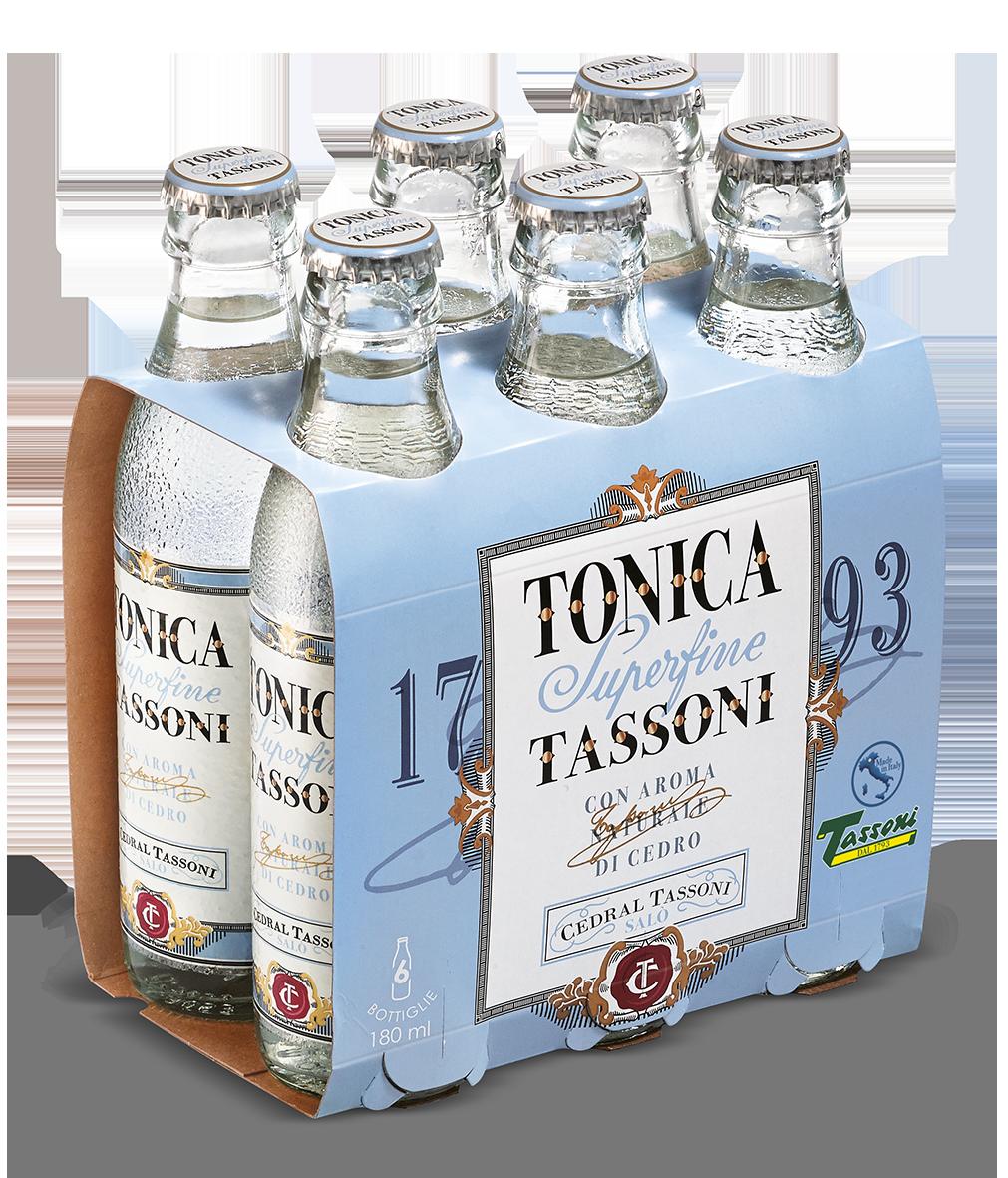 Tonica Superfine Tassoni con aroma naturale di Cedro