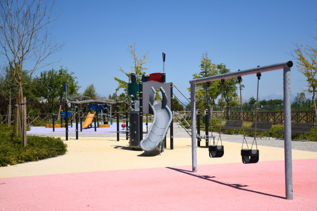 Parco per bambini UPTOWN