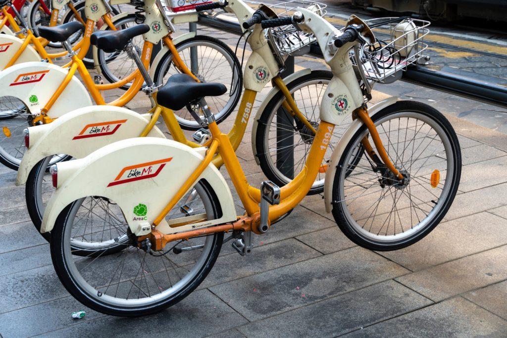 BikeMi UPTOWN