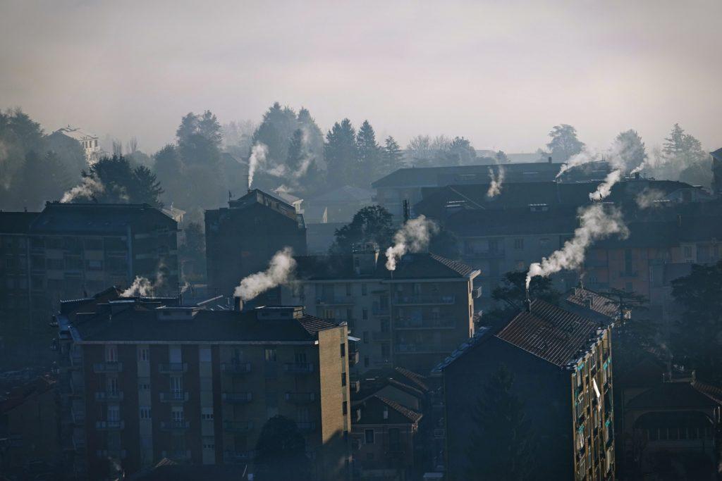 Cause dell'inquinamento atmosferico a Milano
