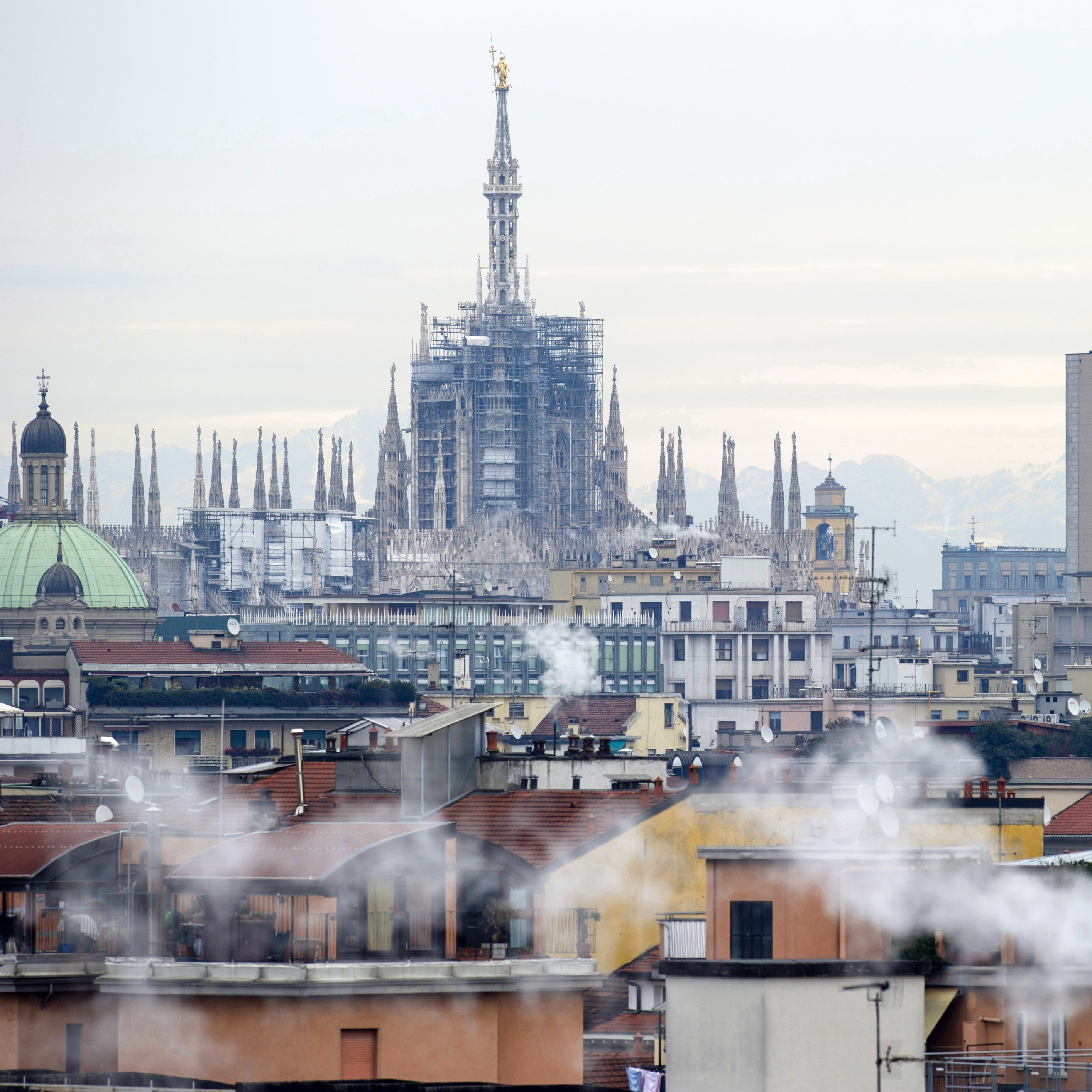 Inquinamento atmosferico a Milano