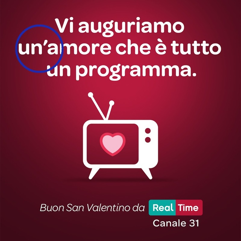 san valentino real time