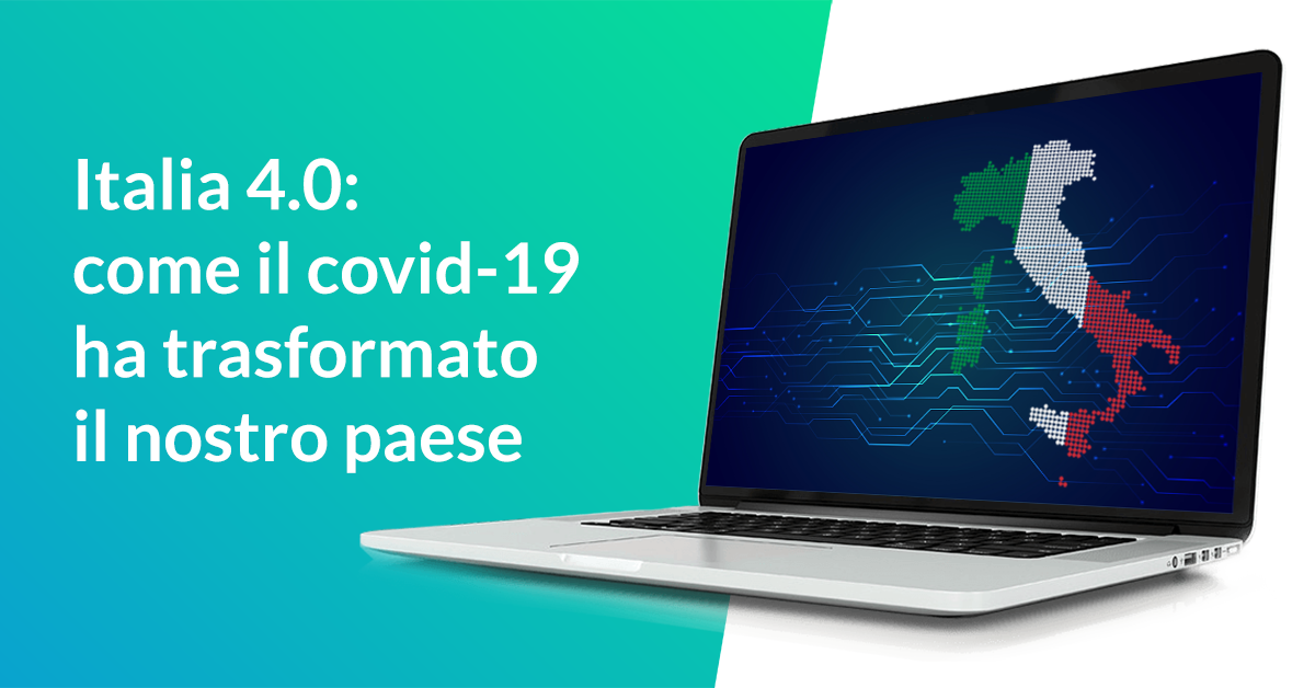 Italia tecnologia post Covid