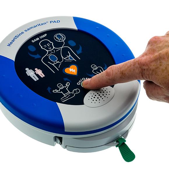 dae defibrillatore