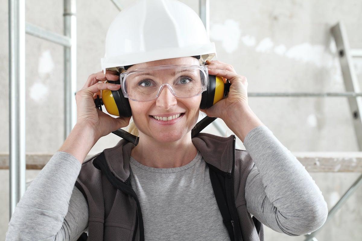 dpi per la protezione dell'udito