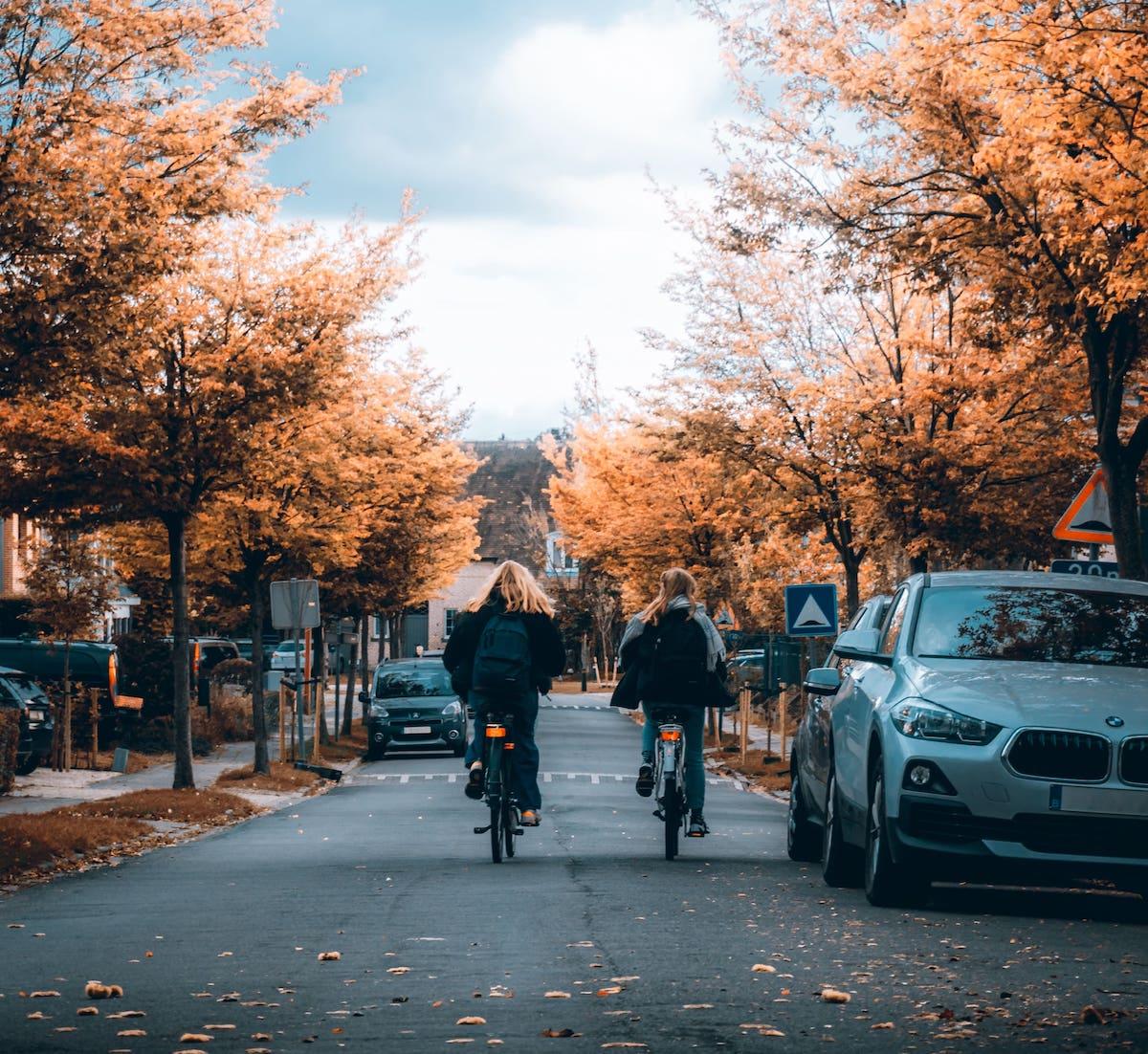 muoversi in bicicletta mobilità sostenibile
