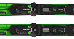 ATOMIC Redster X9 S con attacco X12