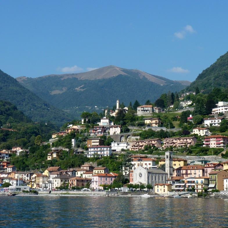 Argegno Lake Como