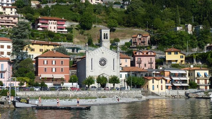 Church of Santissima Trinità, Argegno