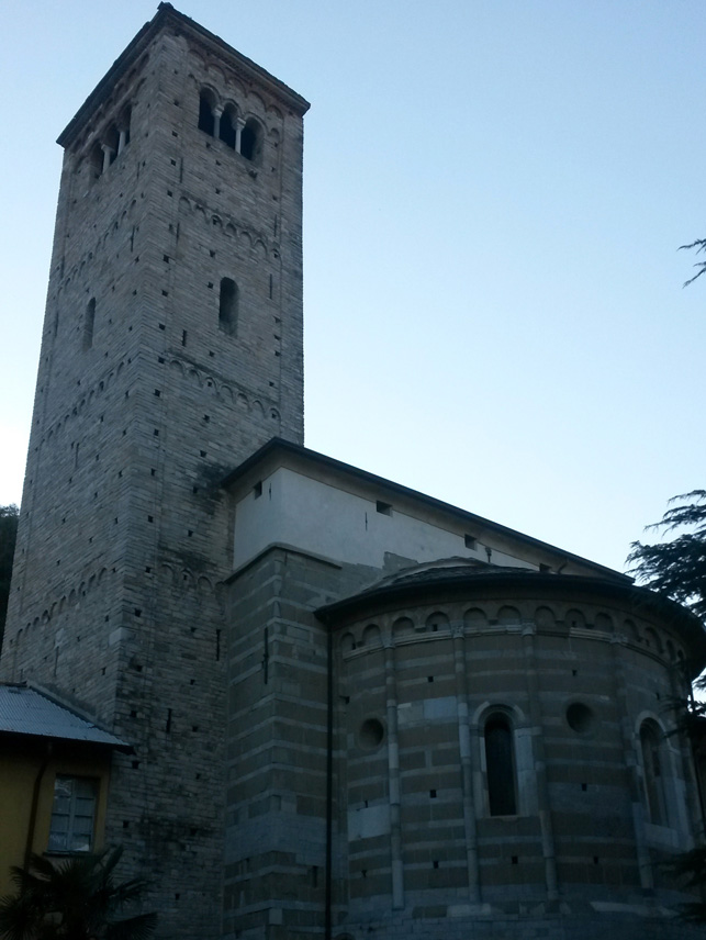 Basilica of San Carpoforo, Como