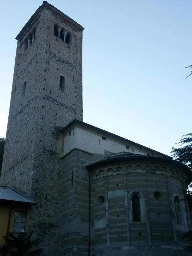 Basilica of San Carpoforo, Como