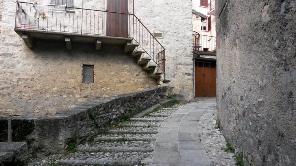 Bridge on the Pessetta stream, Colonno