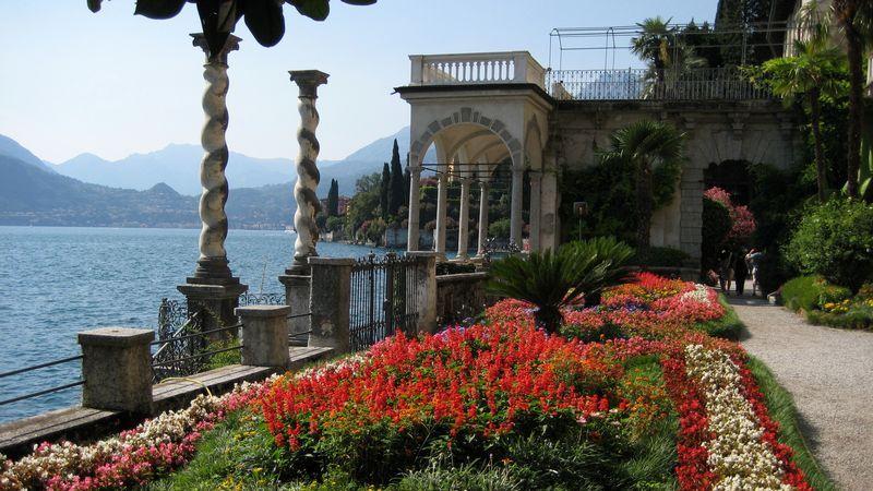 Gardens of Villa Monastero, Varenna