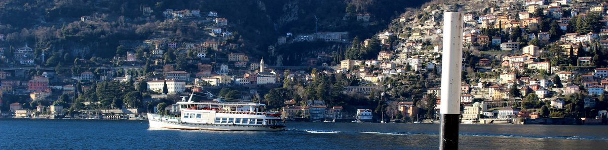 Getting around Lake Como