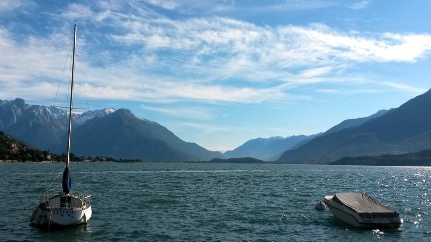Gravedona, Lake Como