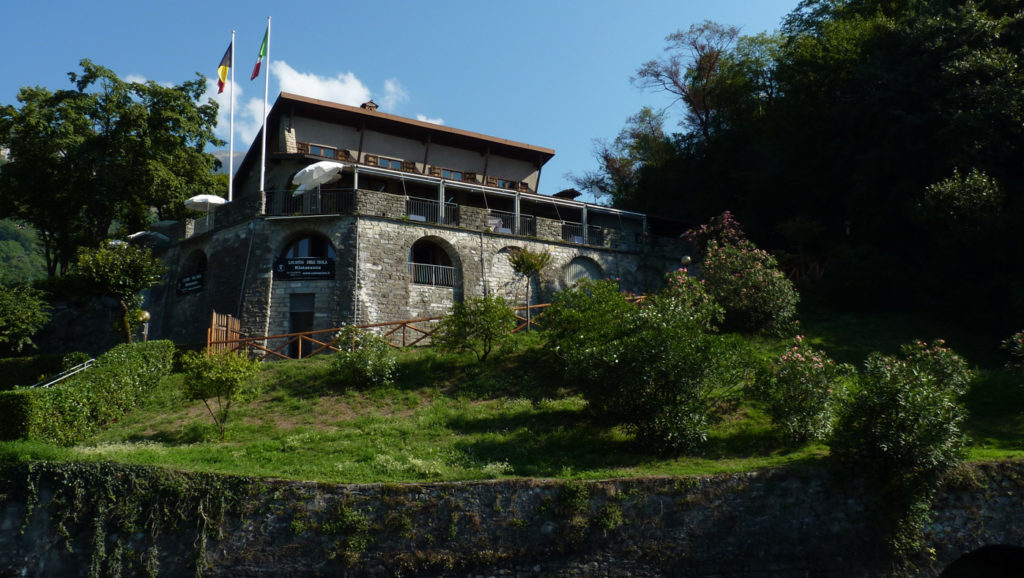 Inn on Isola Comacina