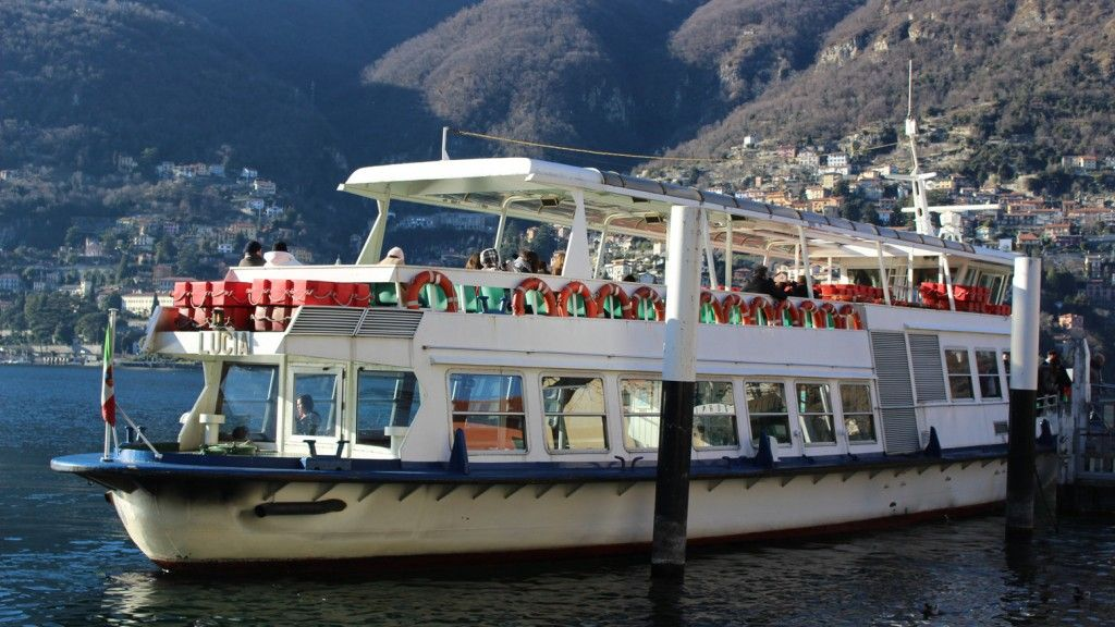 Lake Como boat trips