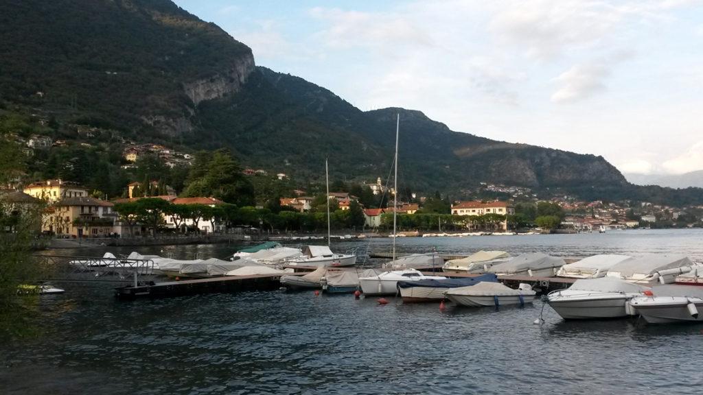 Harbor of Lenno, Tremezzina