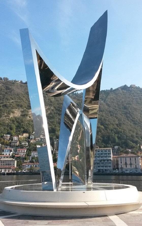 Life Electric by Daniel Libeskind, Como