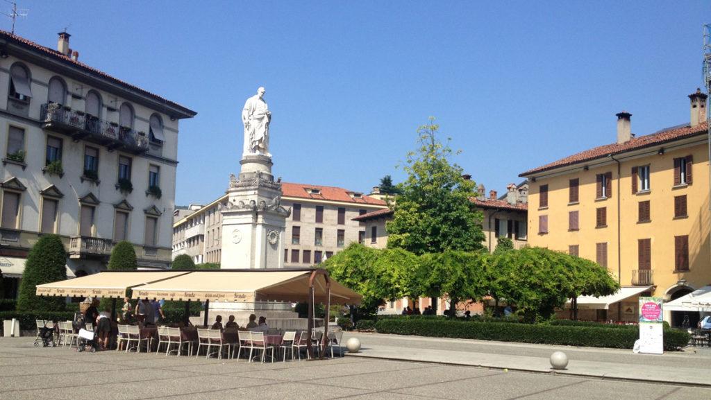 Piazza Volta, Como