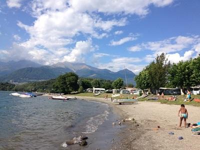 Piona beach