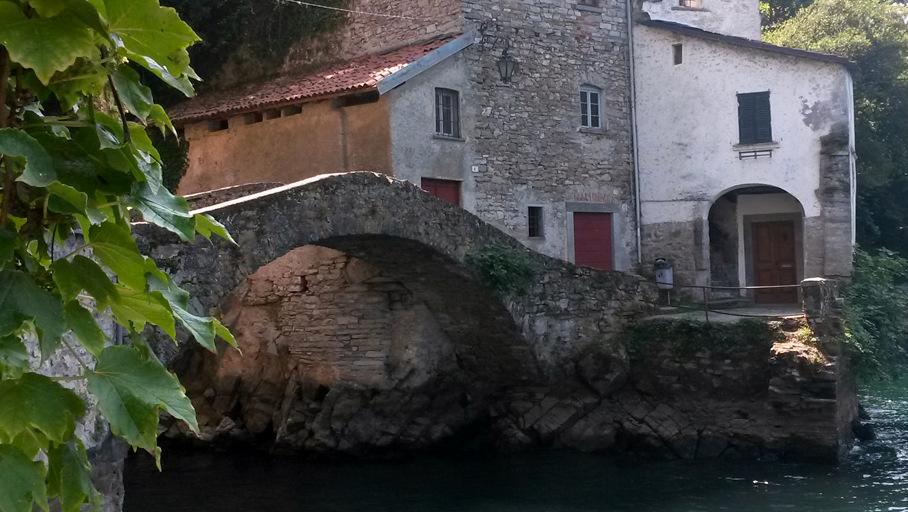 Ponte della Civera, Nesso