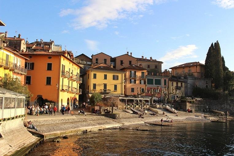 Riva Grande, Varenna