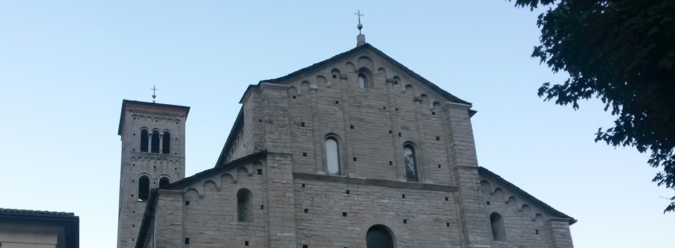 Romanesque churches in Como