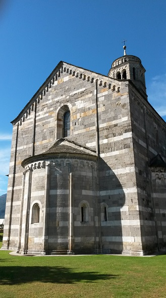 Church of Santa Maria del Tiglio, Gravedona