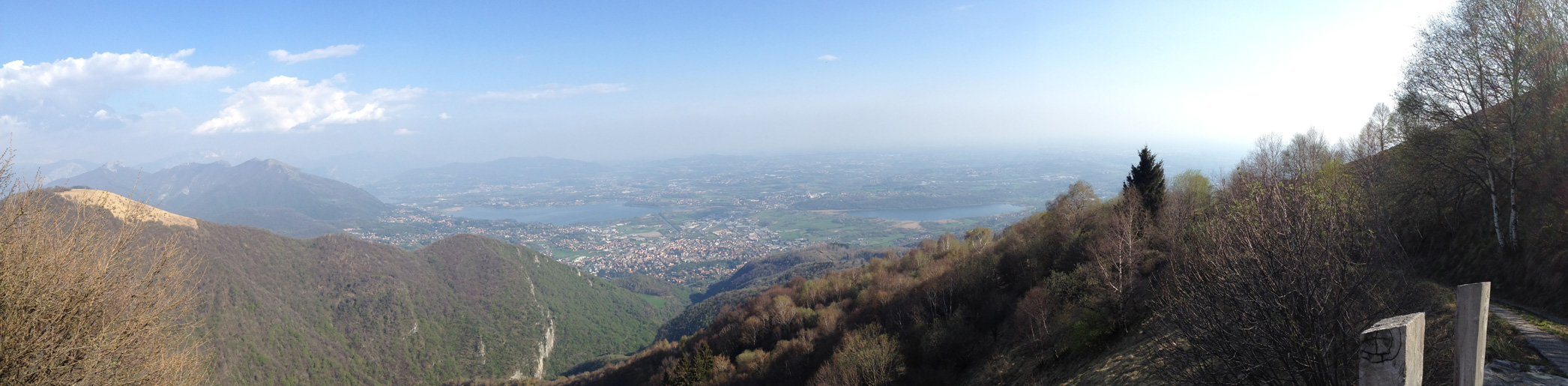 Lake Como hiking and trekking